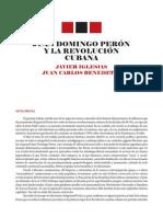 Juan Domingo Peron Rev Cubana