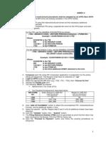 Annex A (RMC 15-2012)