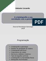 02 - Cristalografia e Gemologia