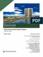 Wynn Casino Draft Environmental Impact Report