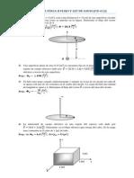 GUÍA Nº3 - Flujo y Ley de Gauss IIS-2013