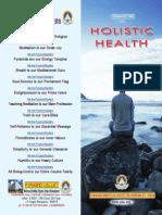 Holistic Health