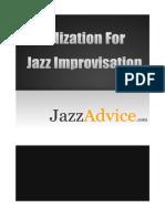 Jazz Visualization eBook