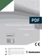 Mono-split Easy Inverter Manual de Instalao e de Utilizao