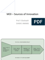 5. Sources of Innovation