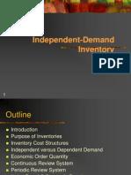 11A-Inventory EOQ MSi a&B