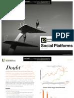 L2 Intelligence Report Social Platforms 2013 EXCERPT