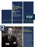 Product2Market's guide to Business-to-Business Marketing