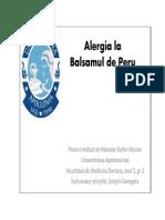 Balsamul de Peruu