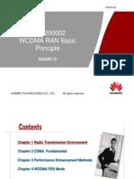 01- Owa200002 Wcdma Ran Basic Principle