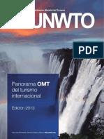 Turismo OMT 2013