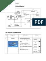Simple Power Supply Circuit Diagram