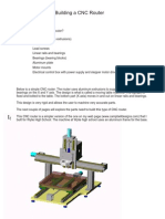 How to Cnc Router