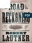 Road to Reckoning - read an excerpt!