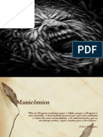 [29.04.2012] Manicômios - Apresentação
