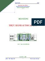 Bai Ging Thc Hanh Autocad