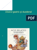 Ulcerul Gastric Si Duodenal