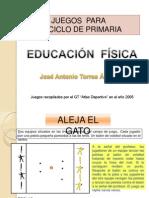 Juegos y Ejericios Primaria.