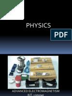 Physics Science Equipment Student XD