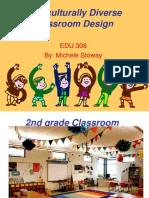 edu 308-classroom design