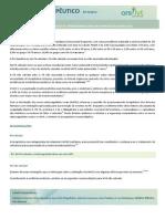 Boletim Terapêutico número 5 de 2013, Anticoagulantes