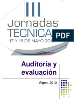 Power Evaluacion y Auditoria Sigen 18-5-12