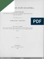 Das Südliche Pañcatantra.ed.Hertel 1906.pdf