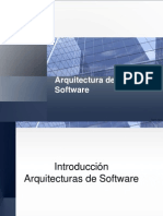 Arquitectura de Software