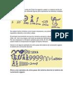 Desde el tercer milenio antes de Cristo los egipcios usaban un sistema escrito de numeración de base diez utilizando figuras para representar las distintas unidades