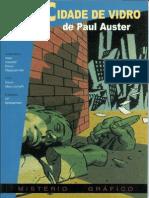 AUSTER, Paul - Cidade de Vidro