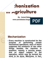 mechanizationinagriculture