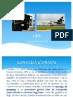 Modelo de Negocio UPS
