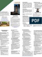 Brochure Draft (NWUS2009)v3