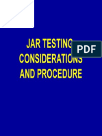 Swt Jar Testing