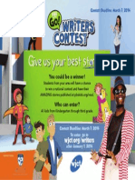 PBS Writers Contest