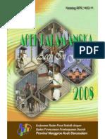 prov aceh dalam angka 2008