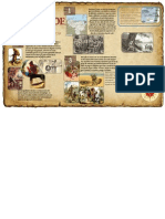 Infograma Robinson Crusoe