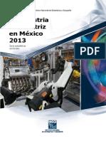 Industria Automotriz en Mexico Inegi