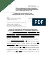 MMA Jurisd Briefs I and II (Redacted)