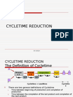 Cycletime Reduction Course Matls