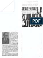 Silvio Frondizi, La Revolucion Cubana