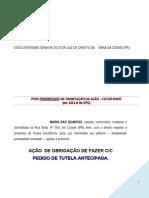 Acao Cominatoria Obrigacao Fazer Ressonancia Magnetica