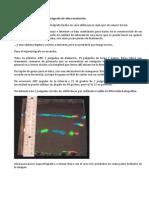 Un espectrógrafo de alta resolución