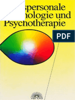 Transpersonale Psychologie Und Psychotherapie 1998 Vol 2