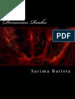 Demonios Reales - Sarima Batista