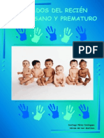 Cuidados Del Recien Nacido Sano y Prematuro