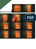Demon Head_Autor Desconhecido