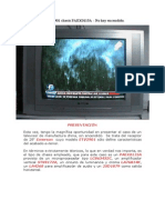 TV Emerson ETV2901 chasis PAEX0115A - No hay encendido..doc