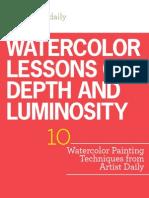 WC Lessons Depth Luminosity