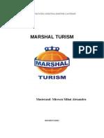 Politica de Marketing La Societatea de Turism Marshal Turism